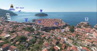 Virtuelle Tour durch Dubrovnik